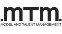 Model and Talent Management logo