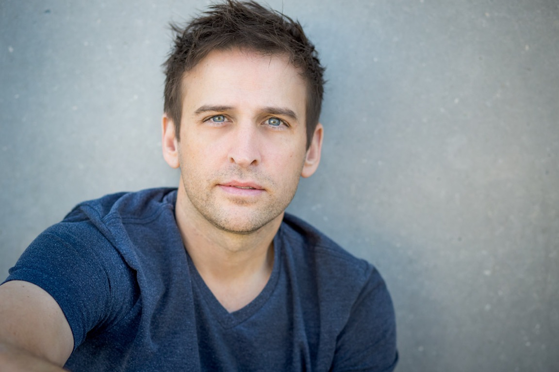 Cory Pendergast, Male Model from Columbus, Ohio